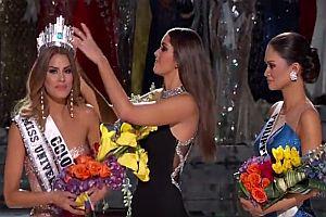 Die falsche Miss Universe 2015