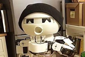 Roboter als Saufkumpel