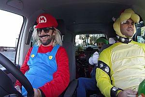 Mario Kart Flashmob