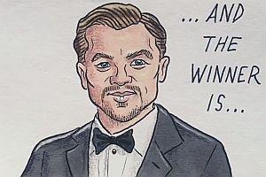 Leonardo DiCaprio Daumenkino