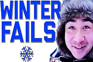 Winter Fails Compilation