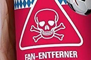 Abwehr von Bayern-Fans