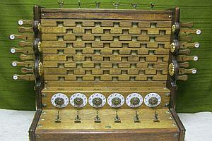 Rechenmaschine von 1623