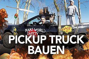 Pickup Truck bauen