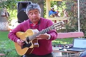 Der Ritt auf der Gitarre