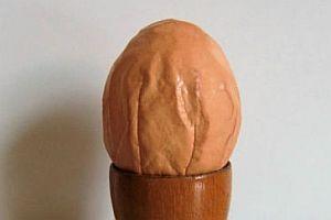 Ein Knitter-Ei