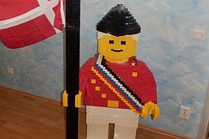Lego-Figur aus dem Legoland