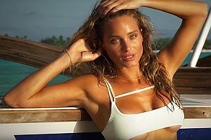 Fotoshooting auf Tahiti