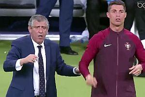 Christiano Ronaldo als Trainer