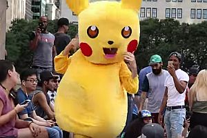 Real Life Pokemon Go