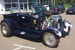 Pickup-Cabrio mit 700 PS