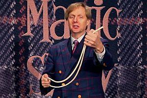 Zauberei mit einem Seil