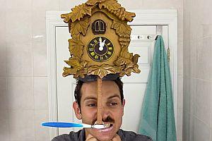 Die automatische Zahnbürste