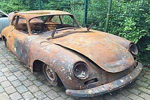 Ein Porsche von 1964
