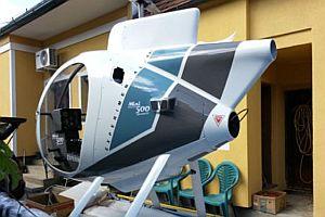 Ein eigener Hubschrauber
