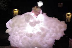 Gewitterwolken-Kostüm
