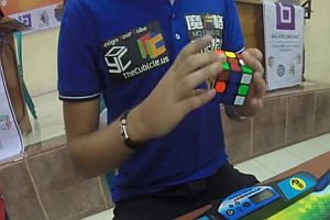 Rubik's Cube Weltrekord