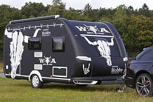 Ein Wacken-Wohnwagen