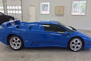 Lamborghini von Donald Trump