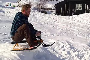 Winter Fail Compilation