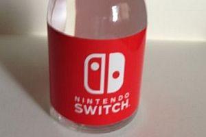 Eine Nintendo-Wasserflasche für 100 Dollar