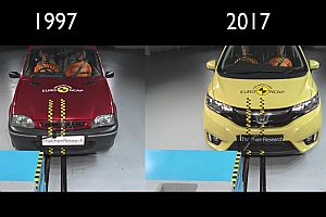 20 Jahre Crash Tests