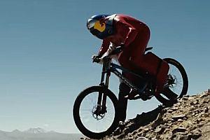 Geschwindigkeitsrekord mit einem Mountainbike