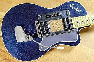Gitarre von Kurt Cobain