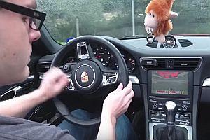 Doom in einem Porsche 911