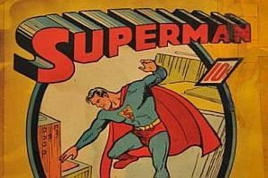 Superman Comic-Heft Nr.1