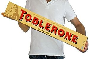 Monster-Toblerone