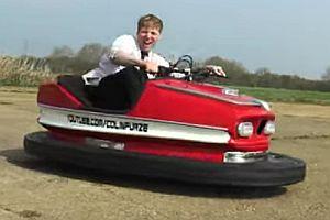 Der schnellste Autoscooter der Welt