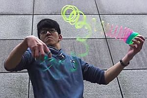 Slinky-Profi