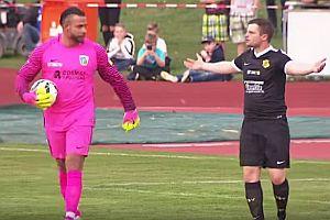 Tim Wiese als Kreisligatorwart