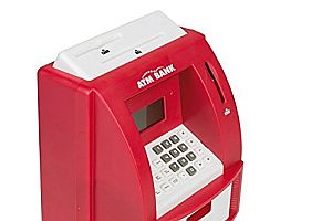 Eigener Geldautomat für Zuhause
