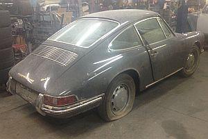 Porsche 911 von 1966