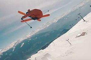 Das harte Leben einer Selfie-Drohne