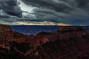 Grand Canyon im Zeitraffer