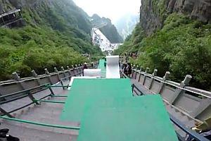 Größte Parkour-Strecke der Welt