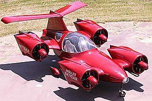 Moller M400 – das fliegende Auto