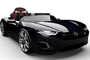 Luxus Elektroauto für Kinder