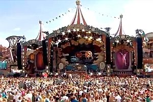 Tomorrowland Main Stages (2005-2017)