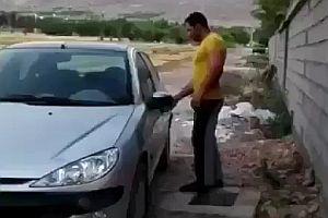 Autotür öffnen ohne Schlüssel