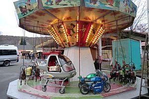Kinderkarussell zu verkaufen