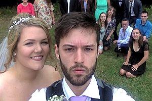 Entwicklung über 9 Jahre bis zur Hochzeit