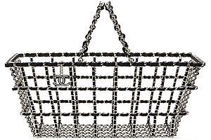 Einkaufskorb von Chanel