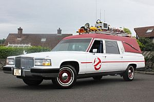 Ghostbusters Ecto-1 Auto