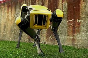 SpotMini Roboter