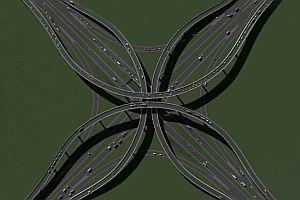 30 Möglichkeiten eine Kreuzung zu bauen