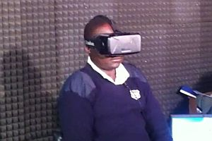 Virtual Reality in Uganda